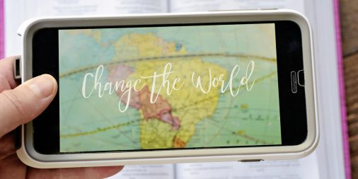 3 Ways a Church Can Change the World