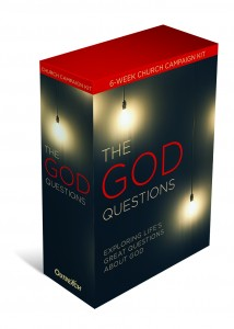 the God questions church campaign