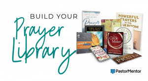 Build your Prayer Library