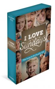 I Love Sundays Small Group Kit