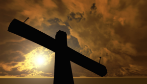 Thank Jesus for the Cross