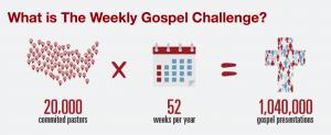 The Weekly Gospel Challenge