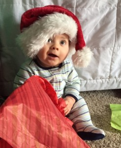 Adam's First Christmas