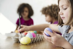How to ask someone to lead an Easter project team.