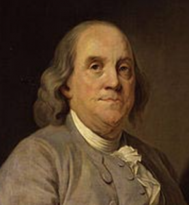 Quotes from Benjamin Franklin