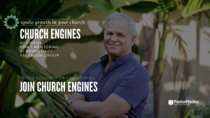 ChurchEngines with Dr. Hal Seed