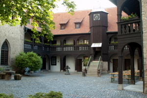 Monastery at Erfurt