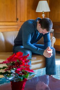 How to Lead When you're Hurting at Christmas