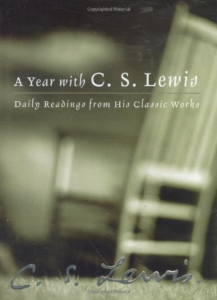 A Year with CS Lewis
