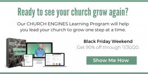 ChurchEngines Black Friday 2020