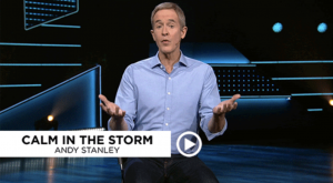 Andy Stanley Calm in the Storm