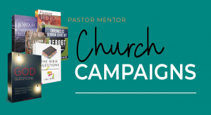 PastorMentor Church Campaign