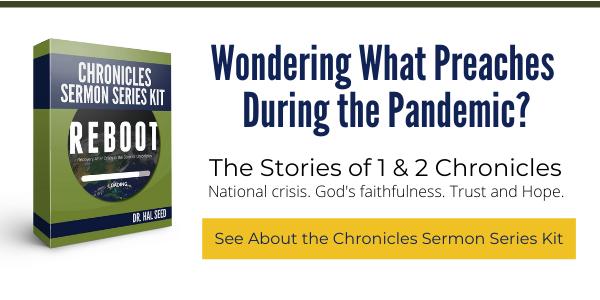 Chronicles Sermon Series Kit