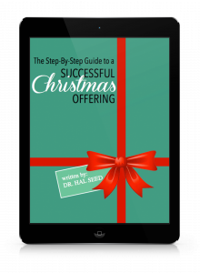 The Step by Step Guide to a Successful Christmas Offering