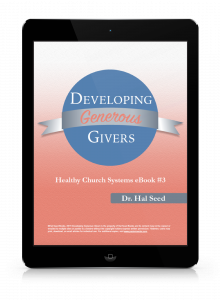 Developing Generous Givers