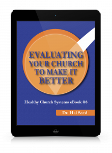 Evaluating your Church to Make it Better