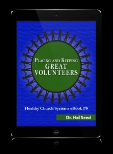 Placing and Keeping Great Volunteers