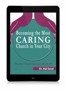 Becoming Most Caring Church in your City