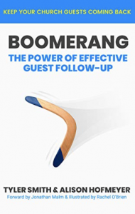 Boomerang: The Power of Effective Guest Follow Up